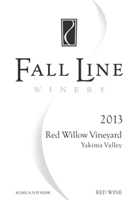 2013 Red Willow Vineyard